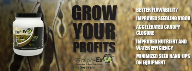 Grow Smarter with Graph-Ex™ SA for Soybeans