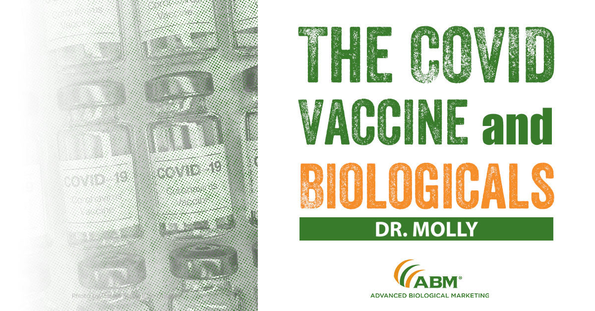 How the COVID-19 Vaccine and Biologicals are Similar