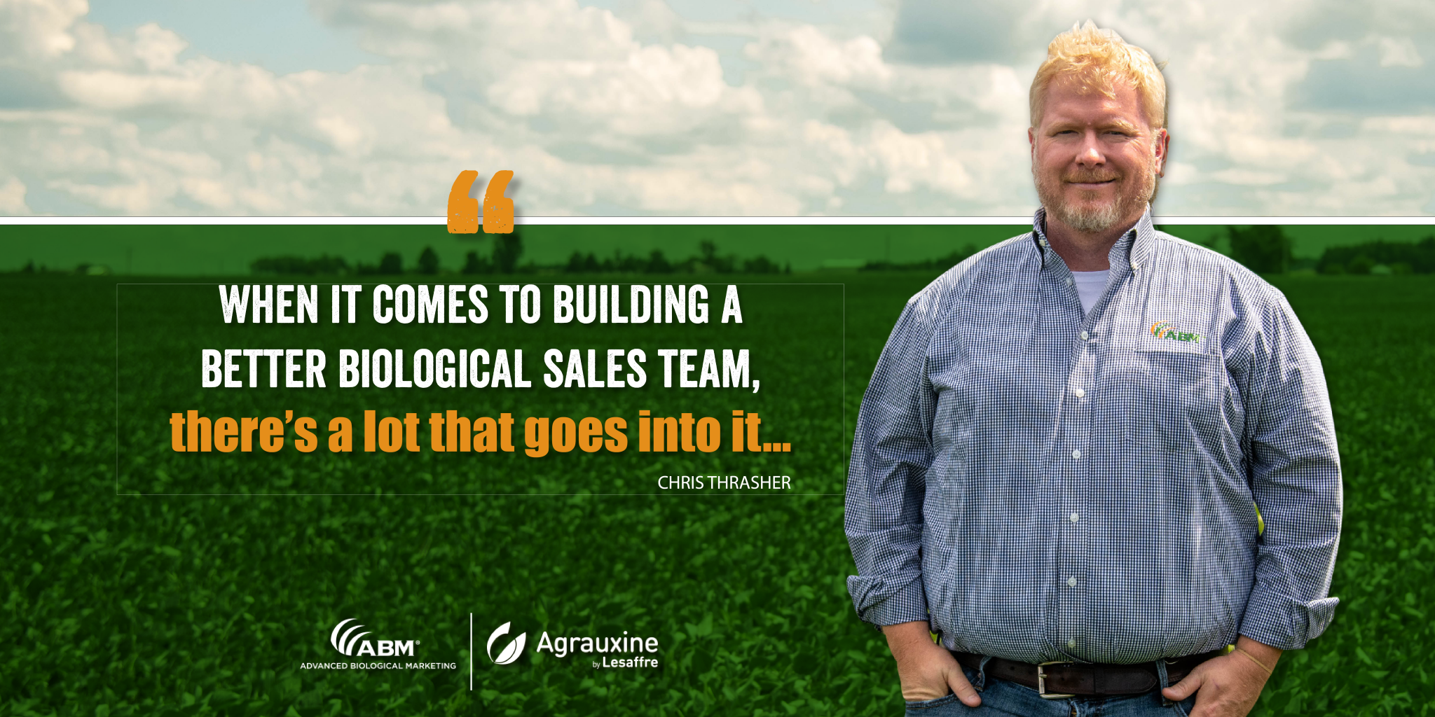3 Characteristics to Look For in a Biological Sales Team
